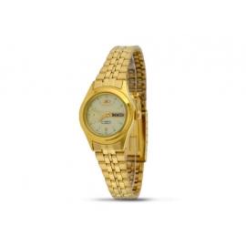 Reloj Orient Gold Tone Automatic Watch Lady FNQ0400BC W/ ORIENT BOX