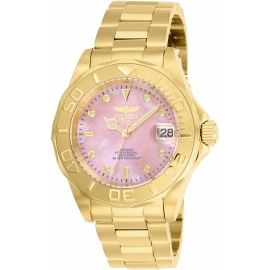 Invicta Pro Diver model 28693, Automatic Mother of Pear Dial
