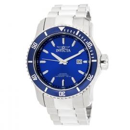 Invicta 30554 Men's 48mm Pro Diver Scuba Automatic Date Stainless Steel Bracelet Watch
