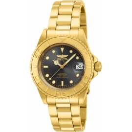 Pro Diver 15848 Brown Dial Gold Ion-plated Men's Watch