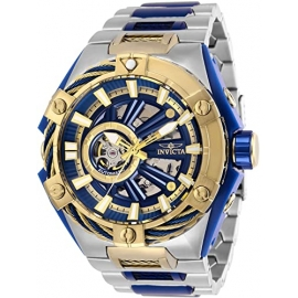 INVICTA S1 RALLY BOLT OPEN HEART MENS AUTOMATIC 51MM - MODEL 29041