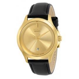 Invicta Men's 31122 Specialty Quartz 2 Hand Gold Dial Watch