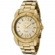 INVICTA ANGEL SWISS MOVEMENT QUARTZ WATCH - GOLD CASE WITH GOLD TONE STAINLESS STEEL BAND - MODEL 0459