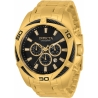 Invicta Bolt Quartz Men's 50mm Watch Camo Green Bundle (34119-DC8G-BR3)