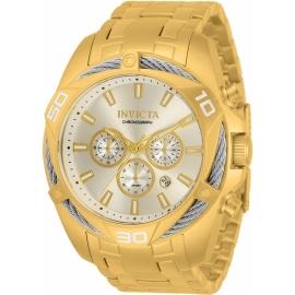 Invicta Bolt Quartz Men's 50mm Watch Camo Green Bundle (34121-DC8G-BR3)