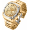 INVICTA RESERVE AUTOMATIC MENS WATCH - 48MM STAINLESS STEEL CASE, STAINLESS STEEL BAND, GOLD (32063)