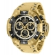 Invicta Akula Quartz Mens Watch - 52.5mm Stainless Steel Case, Stainless