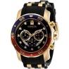 Invicta Pro Diver Men's Watch - 48mm, Black, Silver (31293)