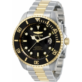 Invicta Pro Diver Automatic Men's Watch - 47mm, Steel, Gold (34041)