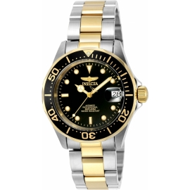 INVICTA8927 PRO DIVER MEN'S AUTOMATIC GOLD, STAINLESS STEEL