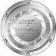 INVICTA SPEEDWAY MENS QUARTZ 52MM GOLD CASE GOLD DIAL - MODEL 25535