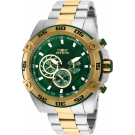 INVICTA 25539 SPEEDWAY MENS QUARTZ 52MM TWO TONE