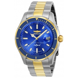 INVICTA 25815 PRO DIVER SWISS MADE QUARTZ 44MM TWO TONE