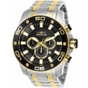 INVICTA 26081 PRO DIVER MENS QUARTZ 50MM STAINLESS STEEL