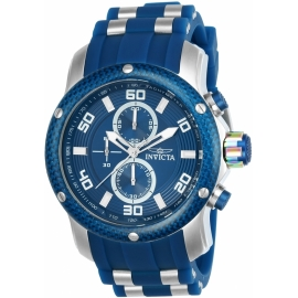 INVICTA 24150 PRO DIVER MENS QUARTZ 48MM STAINLESS STEEL