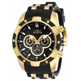 Speedway Chronograph Black Dial Men's Watch MODEL 25835