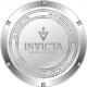 INVICTA  MODEL 24304 VINTAGE WOMENS QUARTZ 40MM GOLD CASE BLACK DIAL -