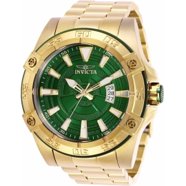Invicta 27013 Men's 54mm Pro Diver Automatic Stainless Steel Bracelet Watch